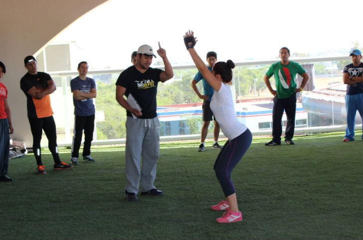 Capacitarán a entrenadores de crossfit - Quadratin Querétaro