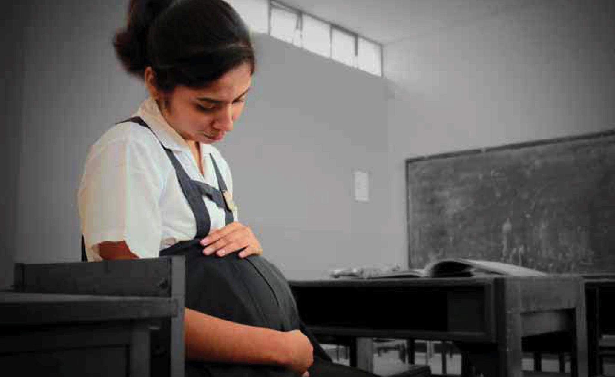 Aborto y embarazo adolescente