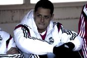 Javier-Chicharito-Hernandez-escasos-terrenos_MILIMA20150205_0447_8