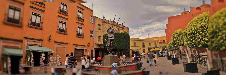 Image result for centro historico queretaro