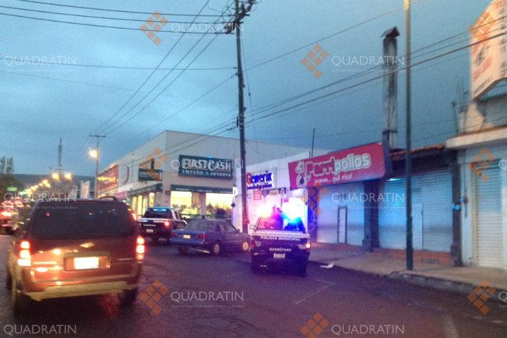 Asaltan farmacia en Avenida del Parque - Quadratin Querétaro