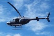 helicópero de la SSPM capturó a persona que robó en una casa