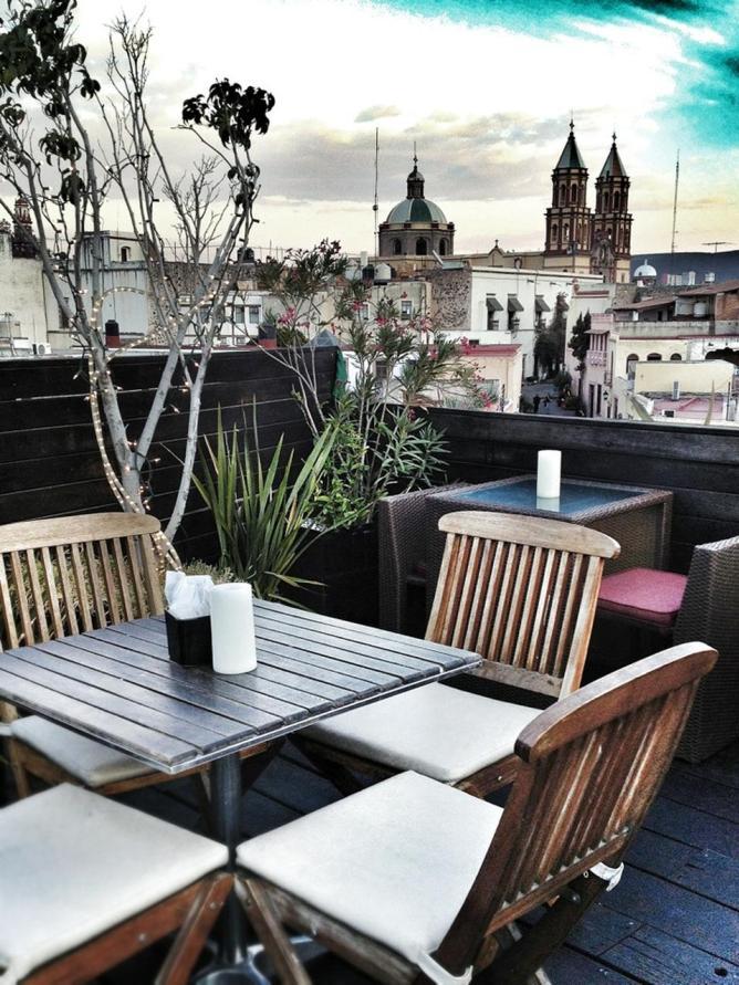 Restaurantes Con Terraza En Querétaro