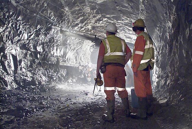 Aumenta 2.9% la producción minera en Querétaro