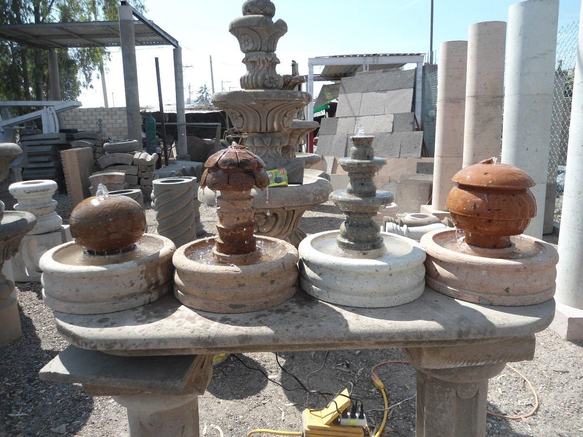 Impulsan la producci n de cantera en quer taro quadratin - Fuentes de agua decoracion ...