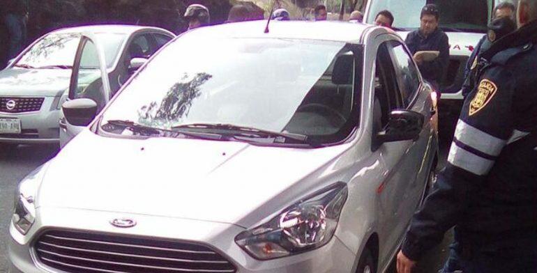 Matan A Balazos A Copiloto De Auto Luego De Salir De Un Banco En Cdmx Quadratin Queretaro