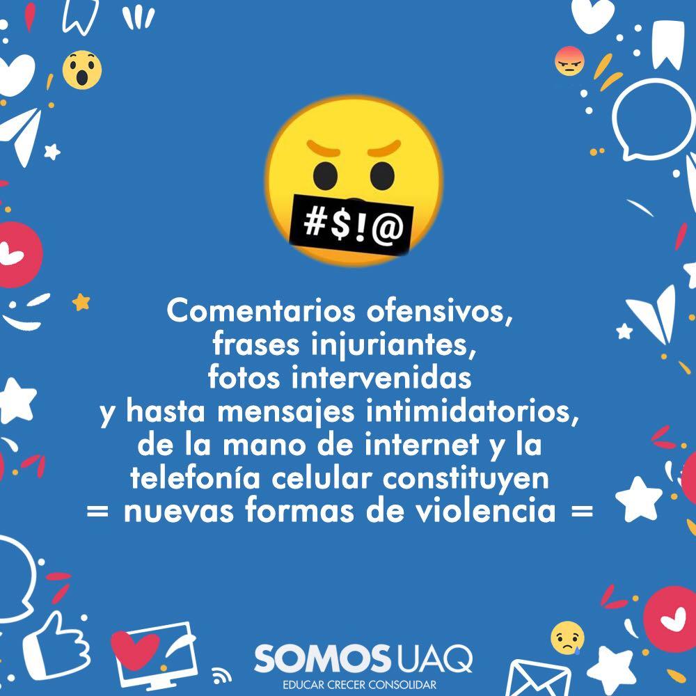 Inicia Uaq Campaña Uso Responsable De Redes Sociales