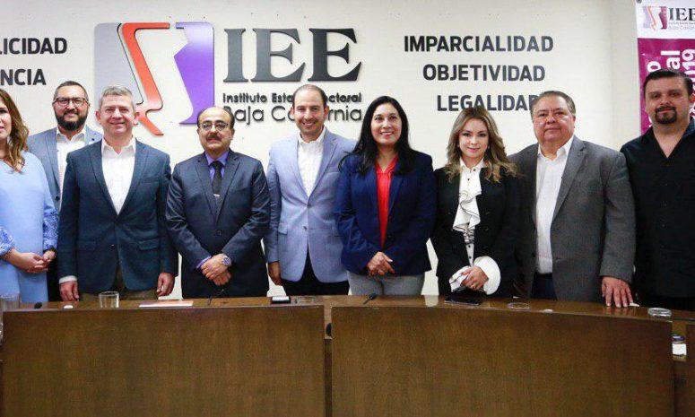 Registra PAN a Oscar Vega al gobierno de Baja California