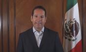 Reconoce Domínguez Servién trabajo y sacrificio de fuerzas armadas
