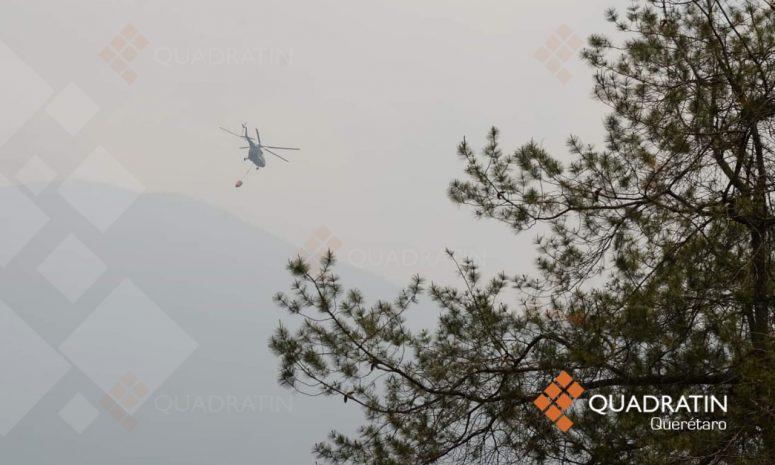Comienza Semar rescate de cuerpos de accidente en Jalpan