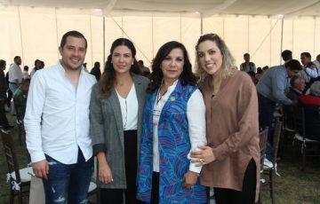 Marilú Abrego, presidenta nacional de porcicultores - Quadratín Querétaro
