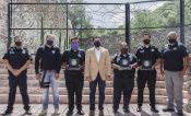Reconocen a oficiales de Seguridad Pública en sesión de cabildo